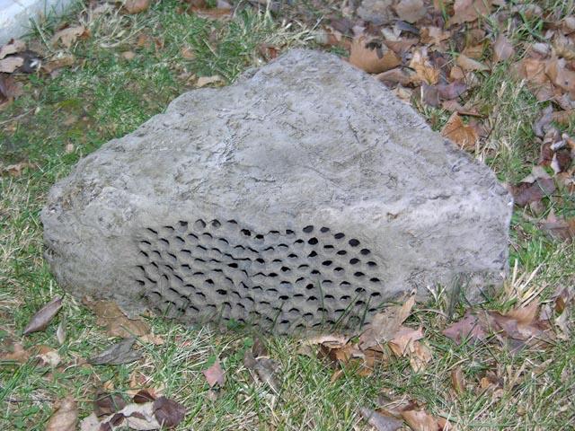 Tvorba dutých kamenů
