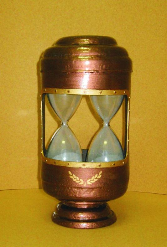 Výroba urny